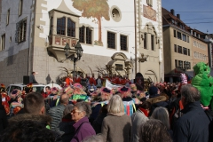 Kinderfaschingszug Würzburg