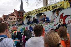 Gassefetzer 2019 Rosenmontagszug Veitshöchheim