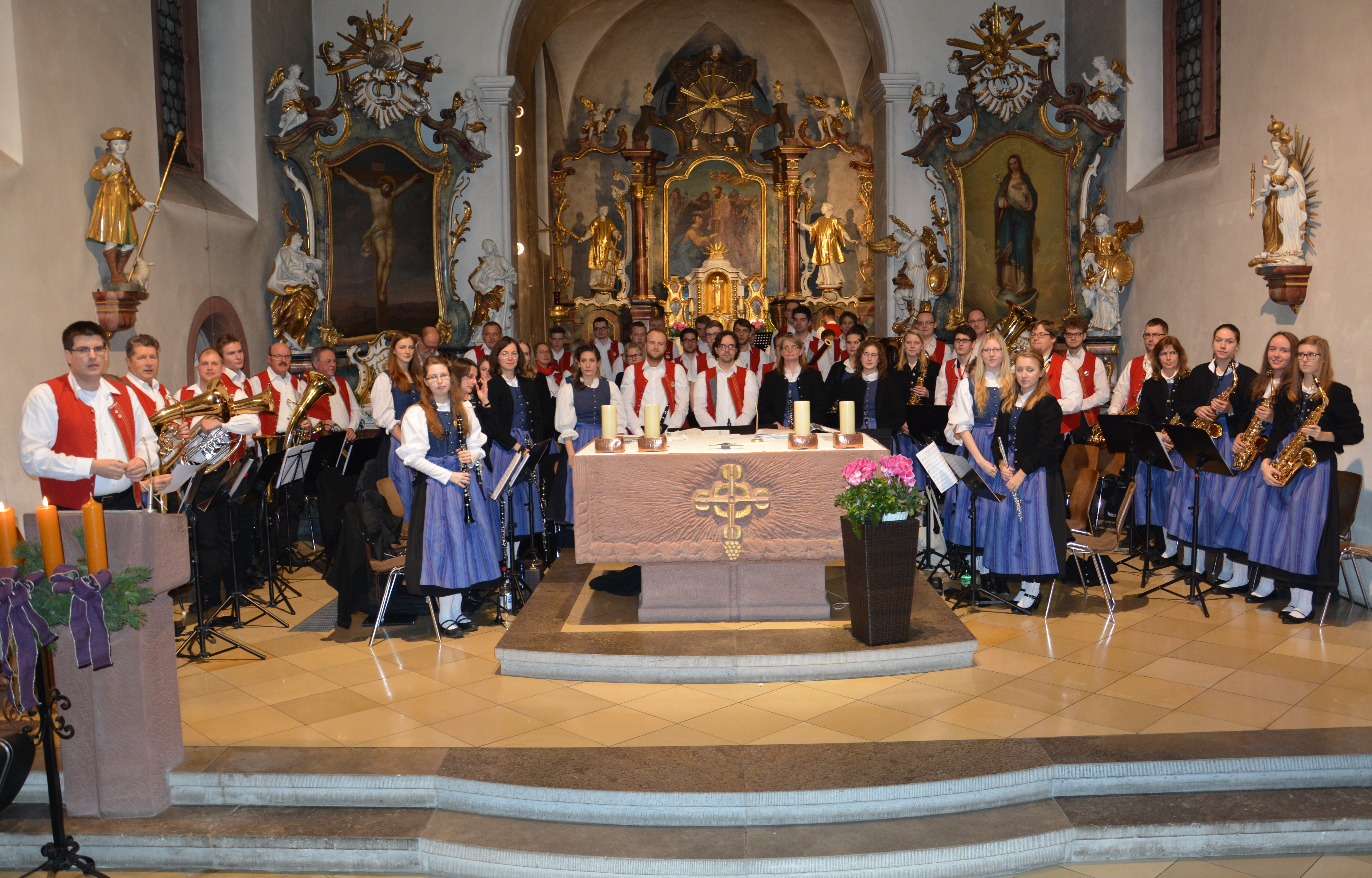 Blasorchester2015