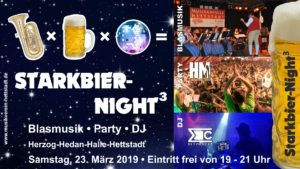 Starkbier-Night³